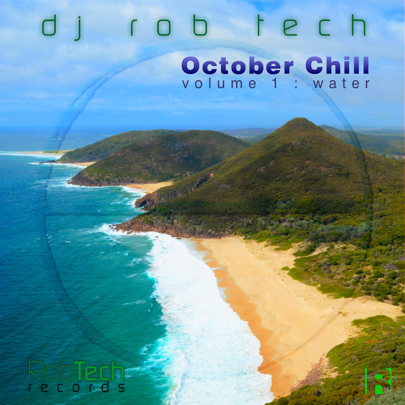 October Chill Vol 1: Water cover