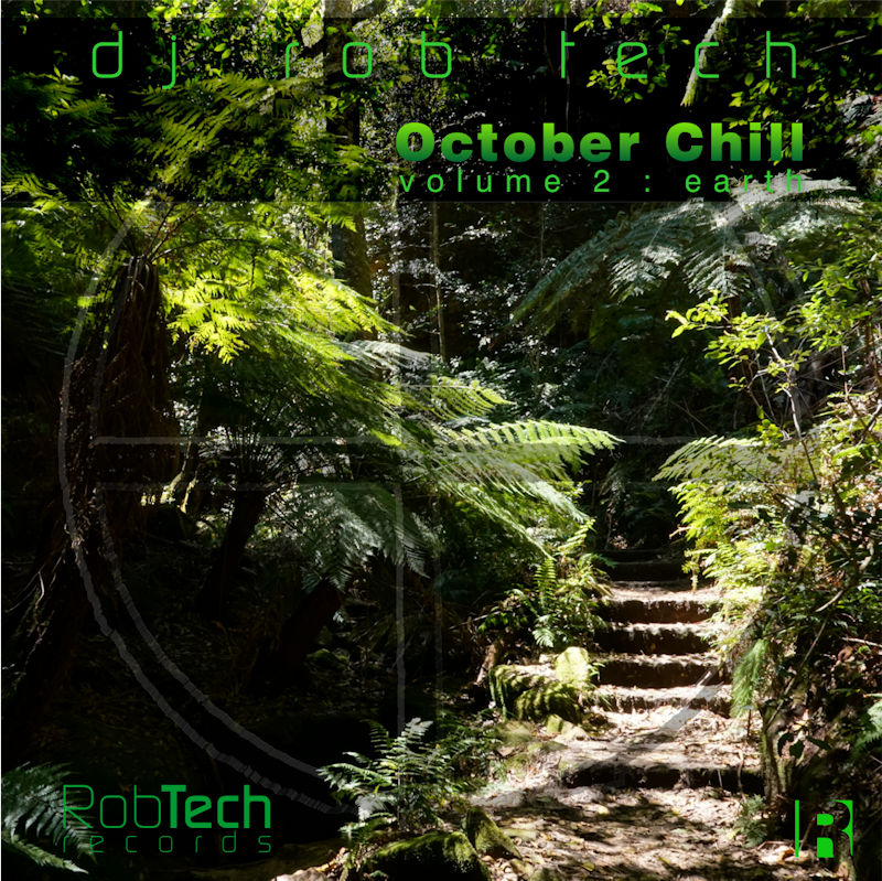 October Chill Vol 2: Earth cover