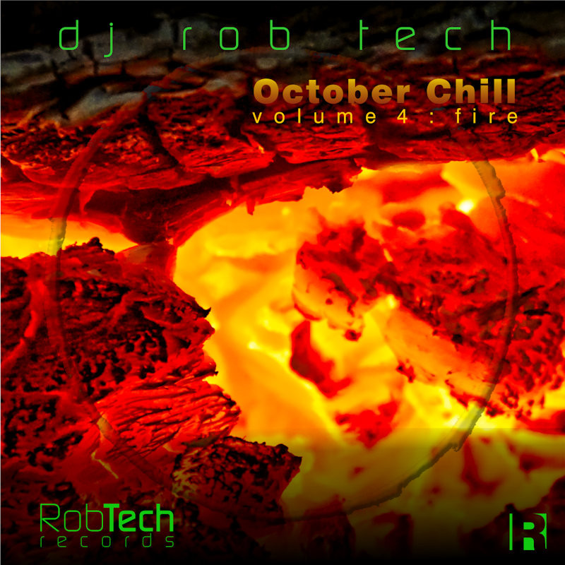 October Chill Vol 4: Fire cover