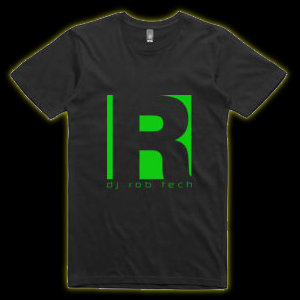 DJ Rob Tech Tshirt