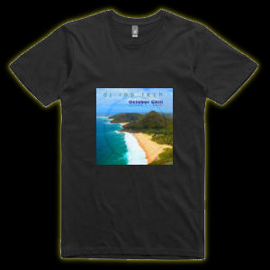 October Chill Vol 1: Water Tshirt