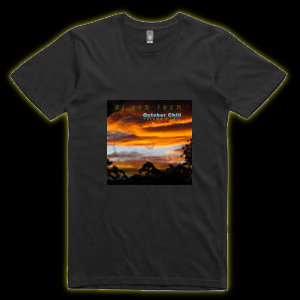 October Chill Vol 3: Air Tshirt