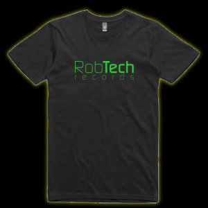 RobTech Records Tshirt